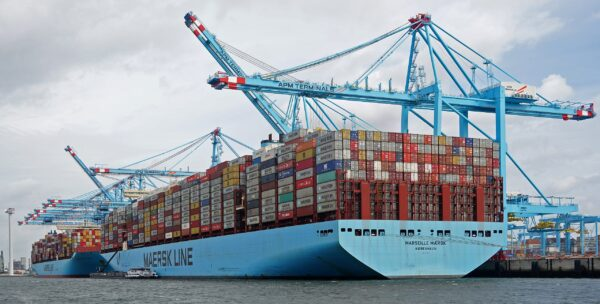 Shipping Container Ship